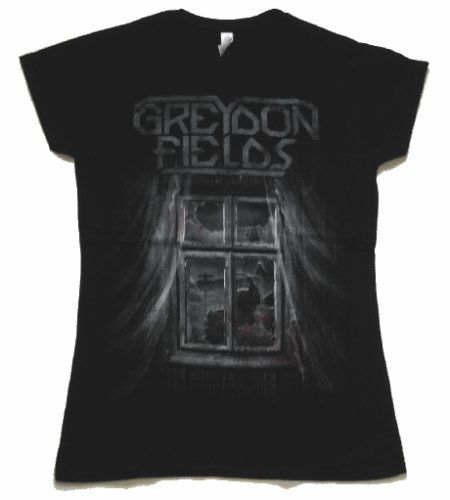 "Greydon Fields Girlie-Shirt ""Room With A View"""