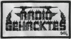 "Radio Gehacktes Patch ""Away-Logo"""
