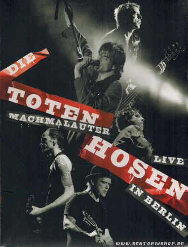 "Die Toten Hosen ""Live in Berlin"" DVD (US-Import)"