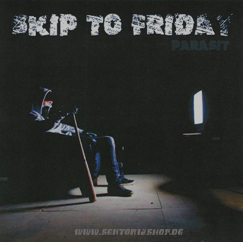 "Skip To Friday ""Parasit"" CD"