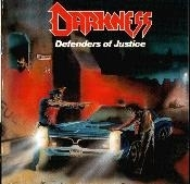"Darkness ""Defenders Of Justice"" CD"