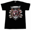 "Warrant T-Shirt ""Ready To Command"""
