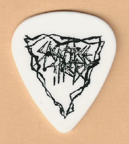 "Sacrifice Theory Plectrum ""Bandlogo"""