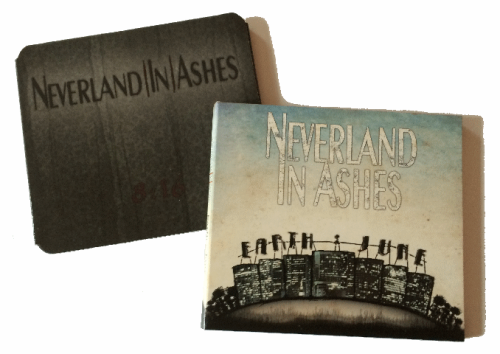 "Neverland In Ashes CD ""8 : 16"" + CD ""Earth : June"""
