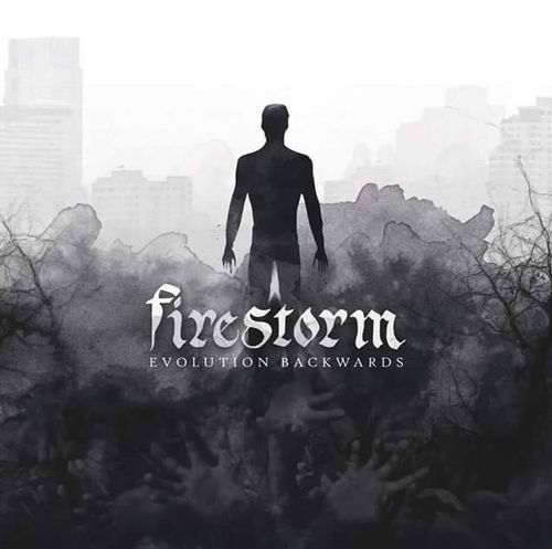 "Firestorm ""Evolution Backwards"" CD"