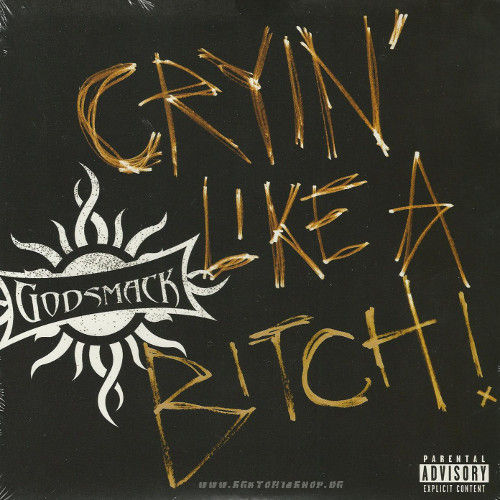"Godsmack ""Cryin´ Like A Bitch"" Single-Vinyl"
