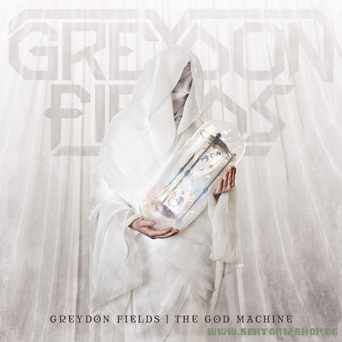 "Greydon Fields ""The God Machine"" CD"