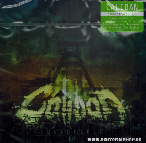 "Caliban ""Coverfield"" EP-CD"