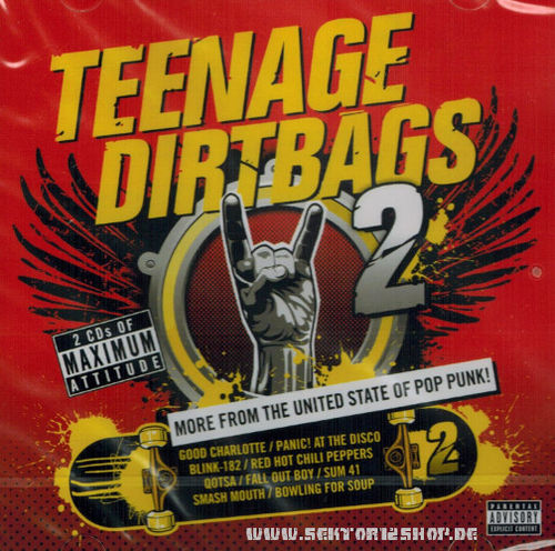 "Teenage Dirtbags ""Vol.2"" 2-CD-Sampler"