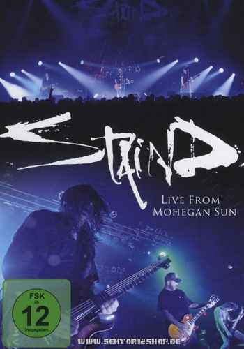"Staind ""Live From Mohegan Sun"" DVD"
