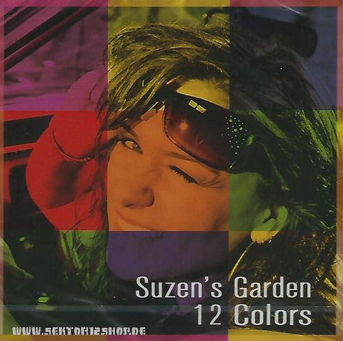 "Suzen's Garden ""12 Colors"" CD"