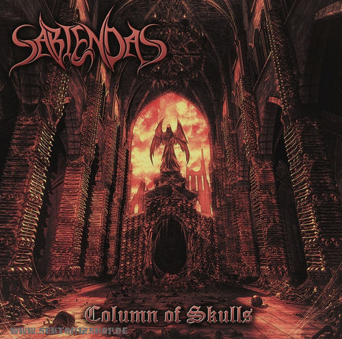 "Sabiendas ""Column Of Skulls"" LP-Vinyl"