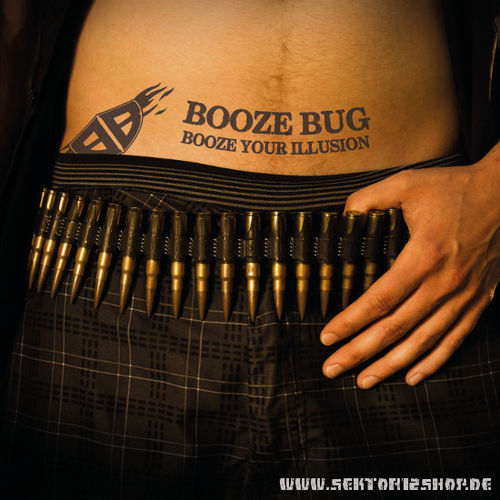 "Booze Bug ""Booze Your Illusion"" CD"