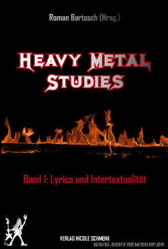 """Heavy Metal Studies"" Book"