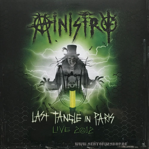 "Ministry ""Last Tangle In Paris"" DLP"