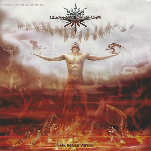 "Clear Sky Nailstorm ""The Inner Abyss"" CD"