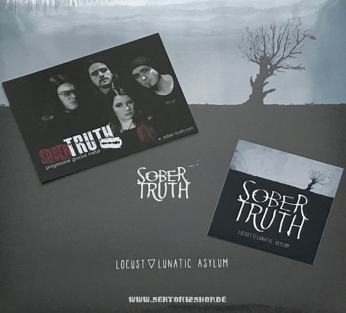 "Sober Truth ""Locust Lunatic Asylum"" Vinyl-LP"
