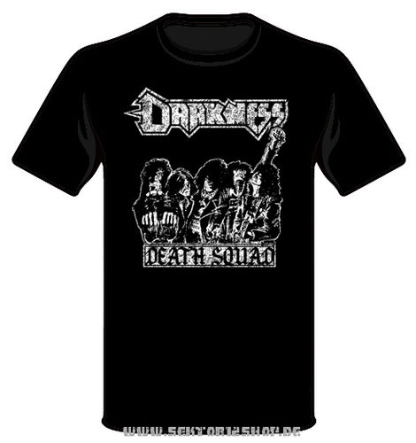 "Darkness T-Shirt ""Death Squad 1987"""
