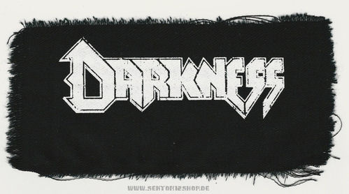 "Darkness Patch ""Logo - Old School Fashion"""