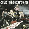 "Crucified Barbara ""Losing The Game"" Single-Vinyl"