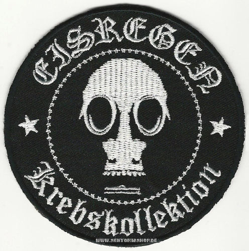 "Eisregen Patch ""Krebskollektion"""