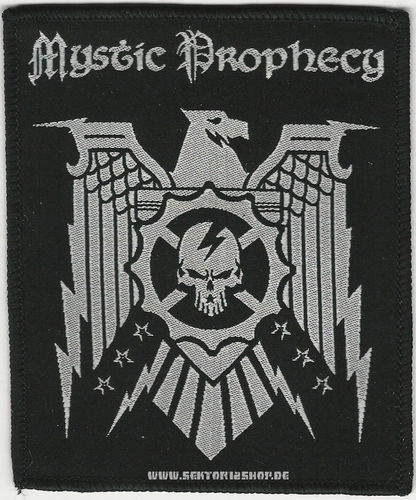"Mystic Prophecy Patch ""War Brigade"""