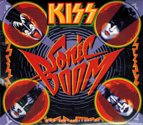 "Kiss ""Sonic Boom"" CD (Limited Edition)"