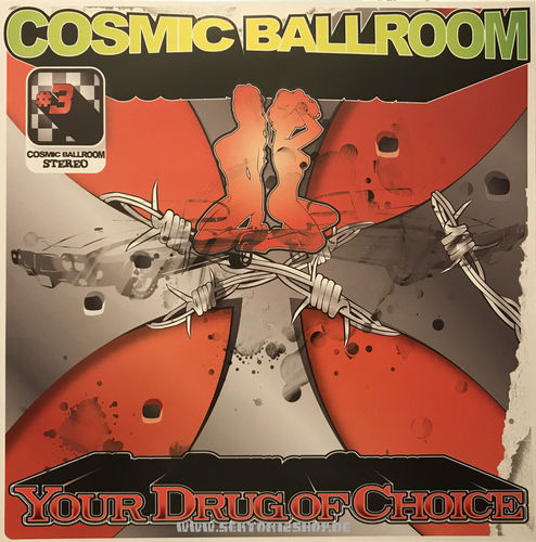 "Cosmic Ballroom ""Your Drug Of Choice"" Vinyl-LP"