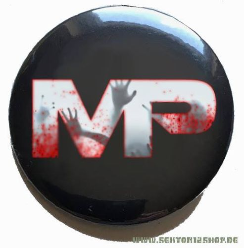 "Mutant Proof ""Logo"" Button"