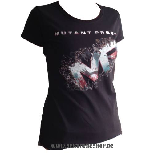 "Mutant Proof ""Invasion"" Girlie-Shirt"
