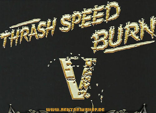 """Thrash Speed Burn Vol 5"" - Concertticket"