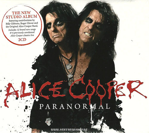 "Alice Cooper ""Paranormal"" 2 CD Edition"