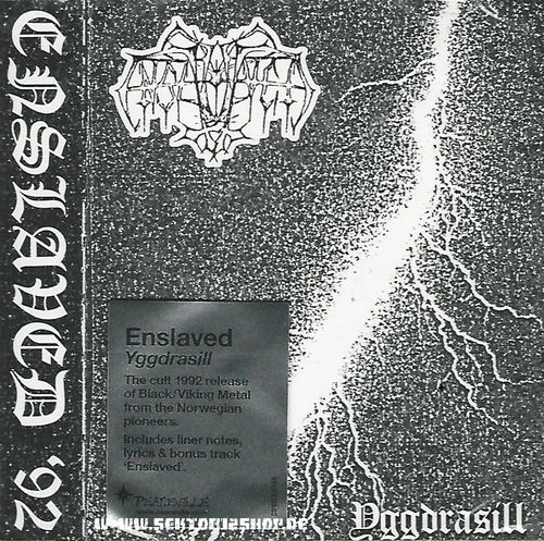 "Enslaved ""Yggdrasill"" CD"