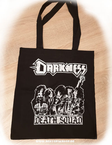 "Darkness ""Death Squad"" Cotton Bag"