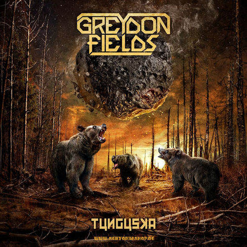 "Greydon Fields ""Tunguska"" CD"