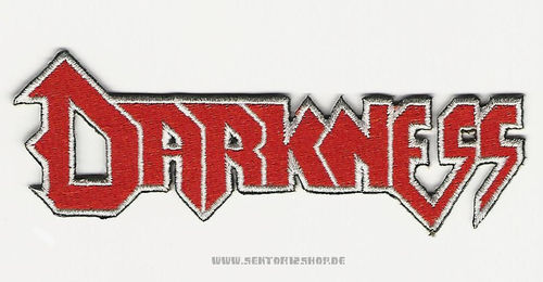 "Darkness Patch ""Red Logo"""