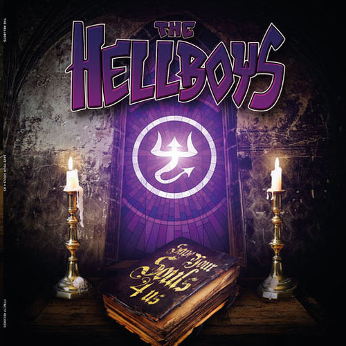 "The Hellboys ""Save Your Souls 4 Us"" LP (Black Vinyl)"