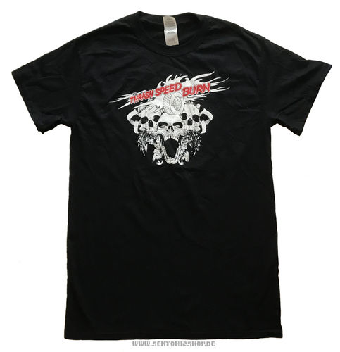 """Thrash Speed Burn Vol. 2"" T-Shirt"