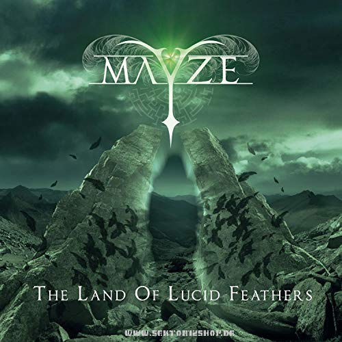 "Mayze ""The Land Of Lucid Feathers"" CD"