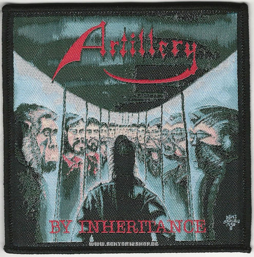 "Artillery Patch ""By Inheritance"""