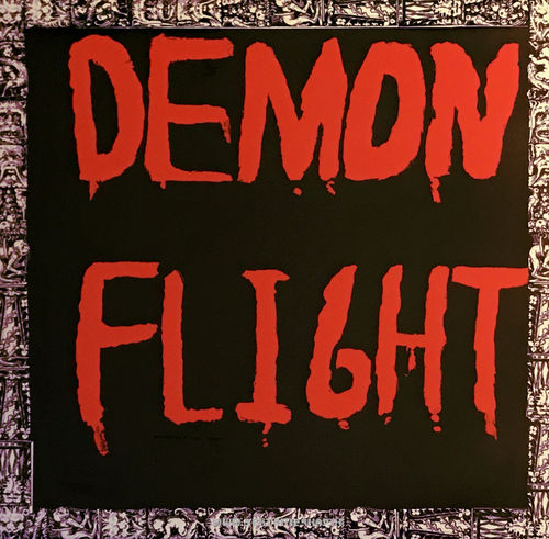 "Demon Flight ""Flight Of The Demon"" 12""-Maxi-Vinyl"
