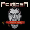 "Formosa ""Danger Zone"" LP (Transparent Red Marbled Vinyl)"