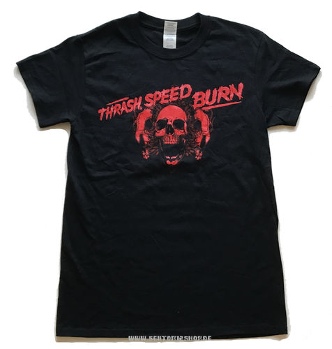 """Thrash Speed Burn Vol. 3"" T-Shirt"