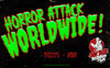 "Horror Attack Worldwide ""Vol.1-Vol.5"" Sampler Vinyl-Abo"